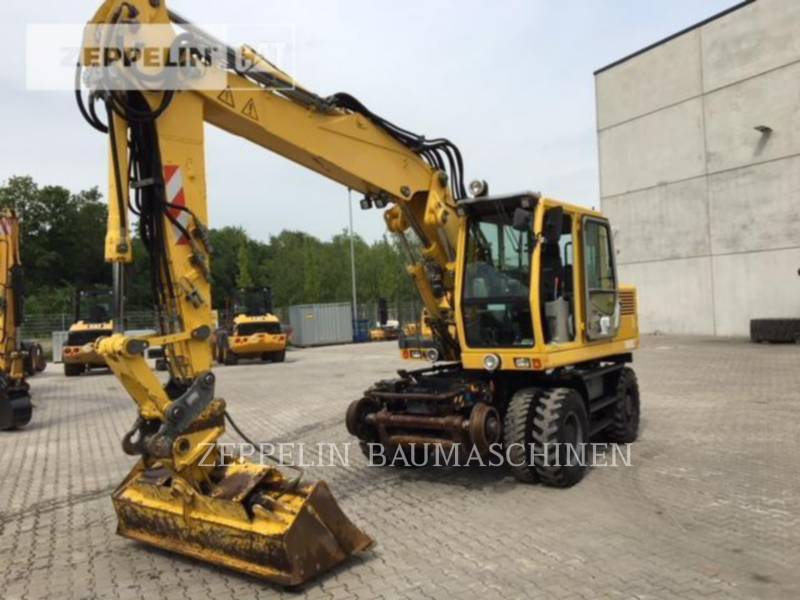 LIEBHERR WHEEL EXCAVATORS A900C ZW L equipment  photo 3