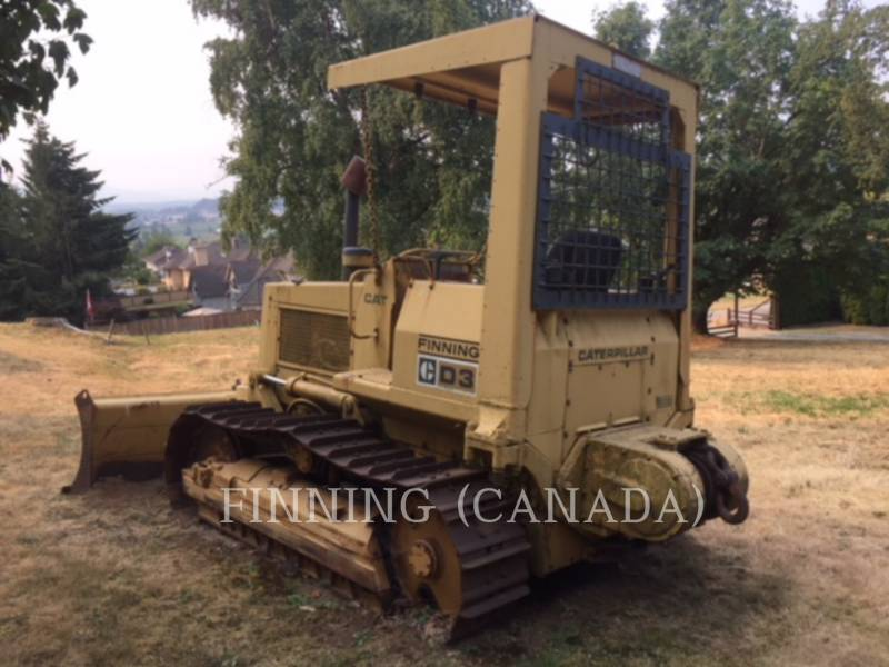 Caterpillar TRACTOARE CU ŞENILE D3 equipment  photo 3