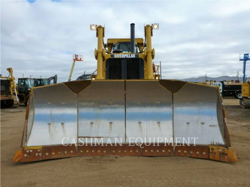 CATERPILLAR TRACTORES DE CADENAS D10R equipment  photo 5