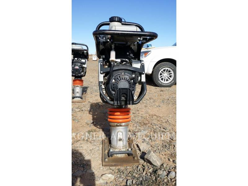 MULTIQUIP COMPACTADORES MTX 60 HD equipment  photo 9