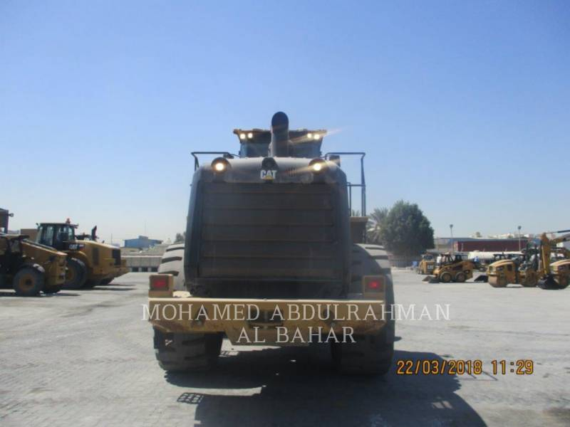 CATERPILLAR CARGADORES DE RUEDAS 980 L equipment  photo 3