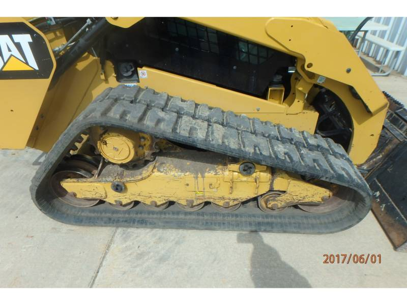 CATERPILLAR 多様地形対応ローダ 289D equipment  photo 9