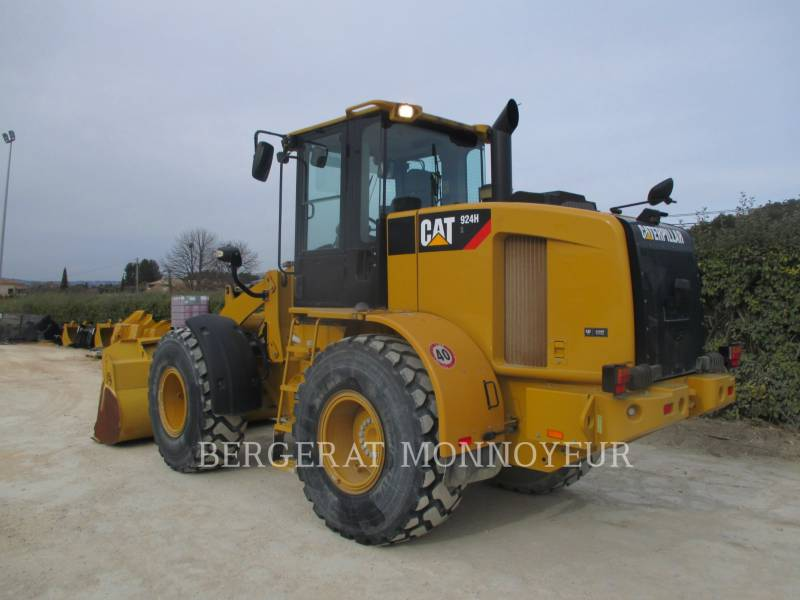 CATERPILLAR WHEEL LOADERS/INTEGRATED TOOLCARRIERS 924HZ equipment  photo 10