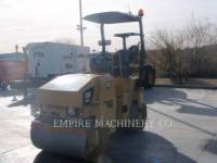 CATERPILLAR TAMBOR DOBLE VIBRATORIO ASFALTO CB24 equipment  photo 4