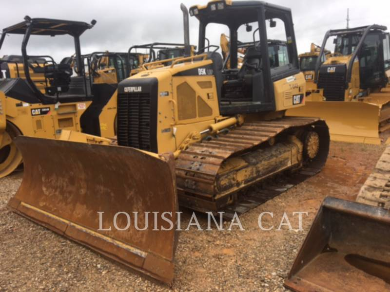 CATERPILLAR TRATORES DE ESTEIRAS D5K LGP equipment  photo 4