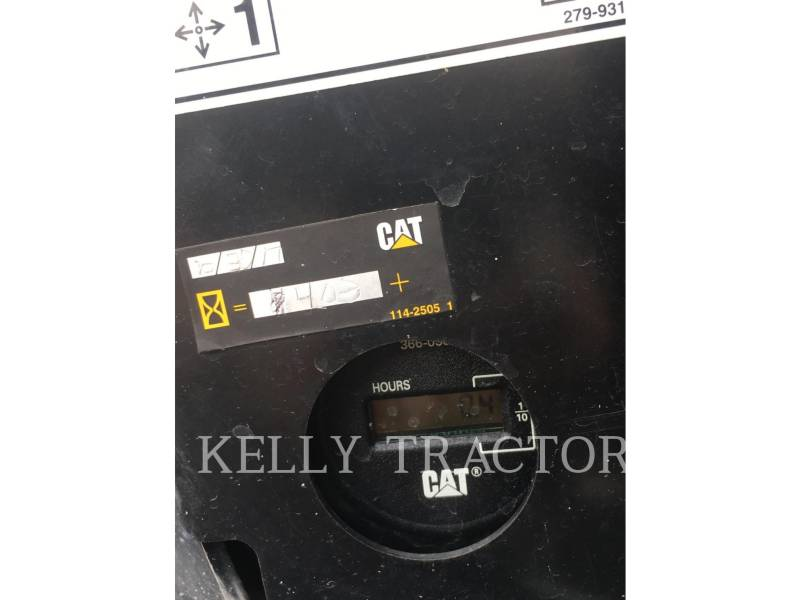 CATERPILLAR TRACK EXCAVATORS 303ECR equipment  photo 13