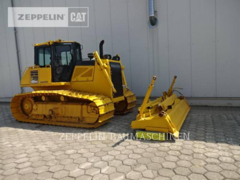 KOMATSU LTD. TRACTORES DE CADENAS D65PX equipment  photo 3