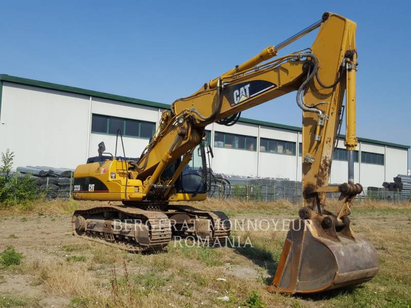 CATERPILLAR KOPARKI GĄSIENICOWE 323 D S equipment  photo 3