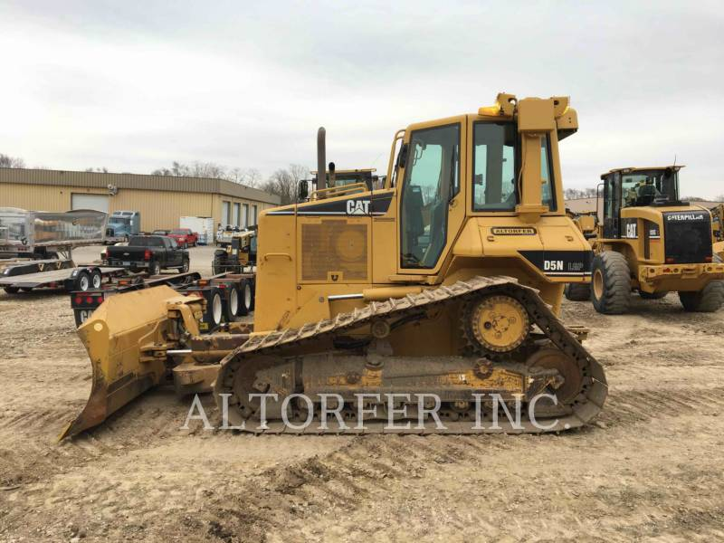 CATERPILLAR TRACTEURS SUR CHAINES D5N LGP equipment  photo 5