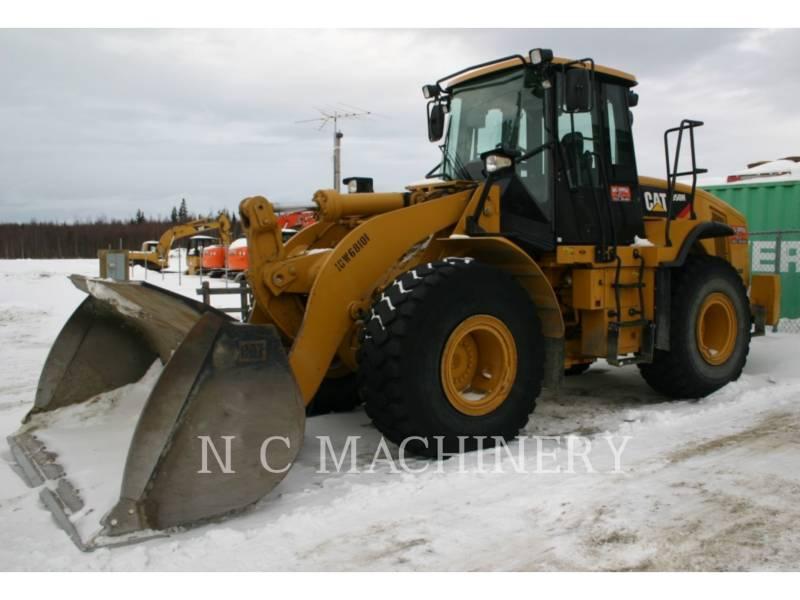 Caterpillar ÎNCĂRCĂTOARE PE ROŢI/PORTSCULE INTEGRATE 950H equipment  photo 1