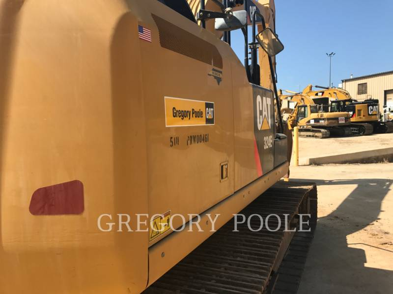 CATERPILLAR TRACK EXCAVATORS 324E L equipment  photo 7