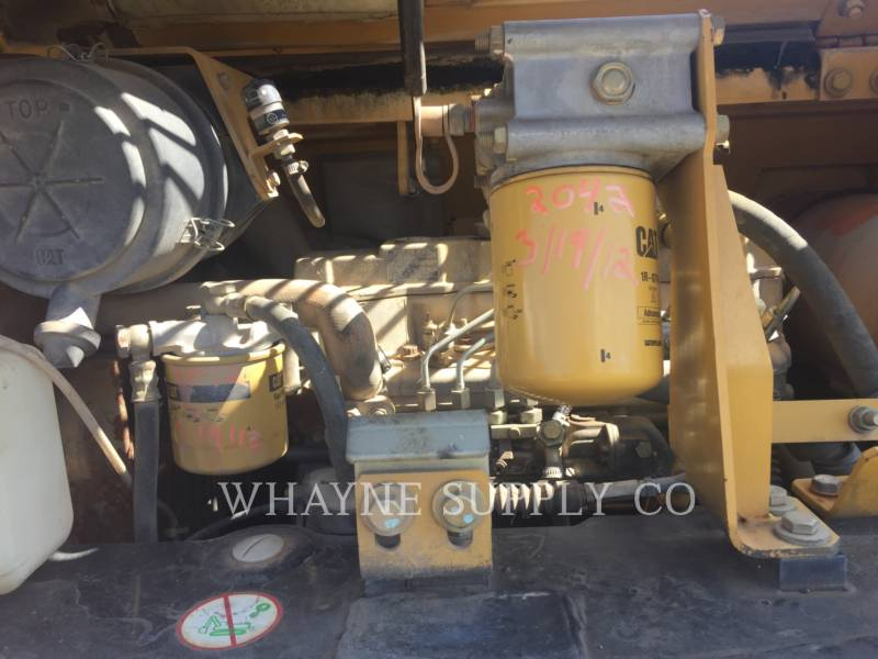 CATERPILLAR KETTEN-HYDRAULIKBAGGER 308CCR equipment  photo 9