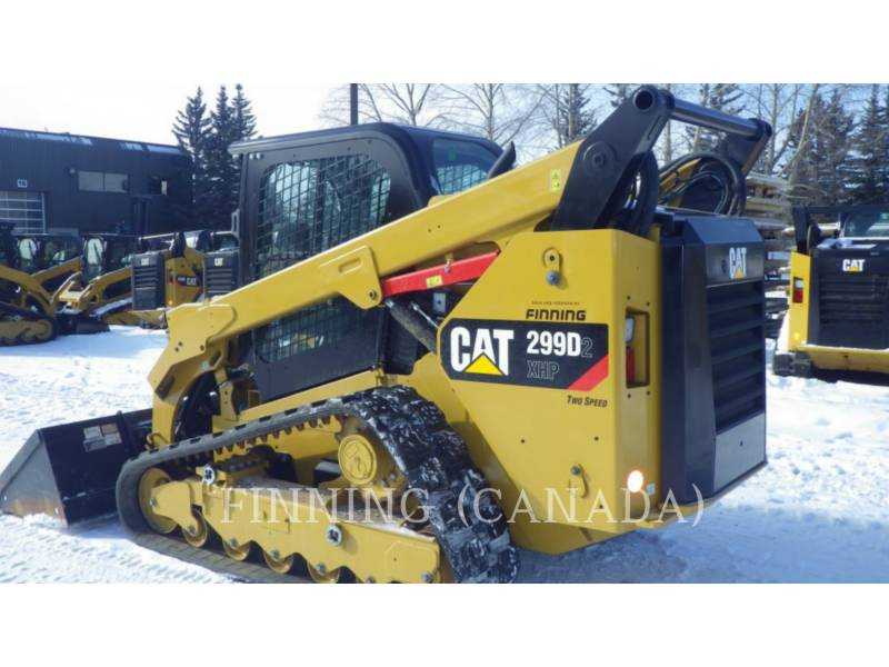 CATERPILLAR CHARGEURS TOUT TERRAIN 299D2XHP equipment  photo 6