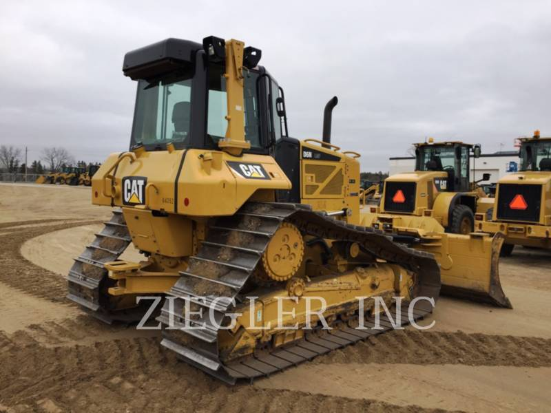CATERPILLAR TRACTORES DE CADENAS D6NLGPA equipment  photo 4