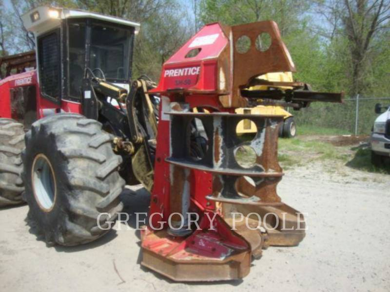 PRENTICE FORESTRY - FELLER BUNCHERS - WHEEL 2470 equipment  photo 15
