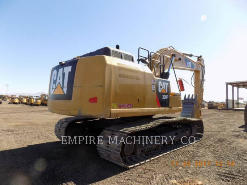 CATERPILLAR ESCAVATORI CINGOLATI 330FL    P equipment  photo 2
