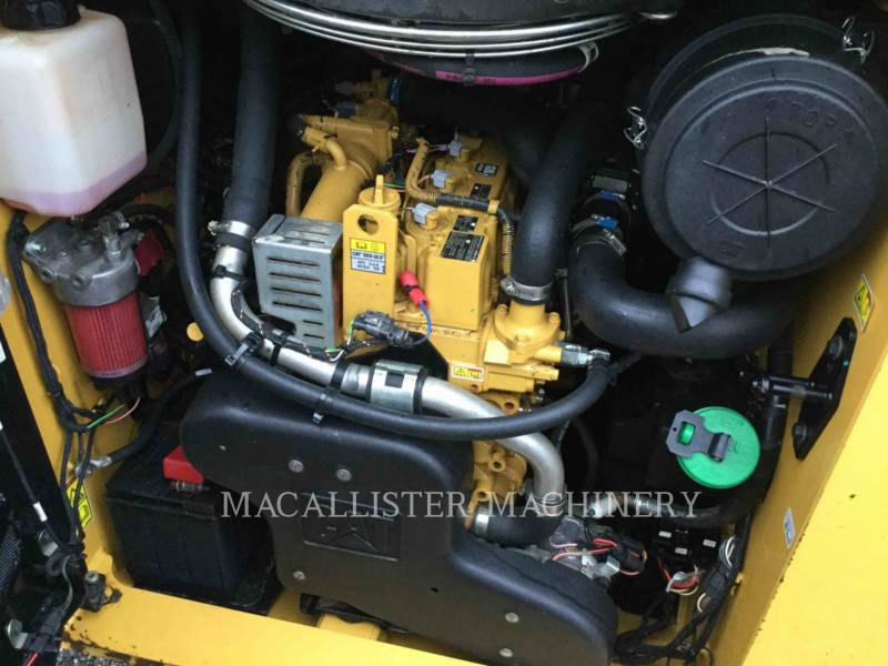 CATERPILLAR CARGADORES MULTITERRENO 289D equipment  photo 9