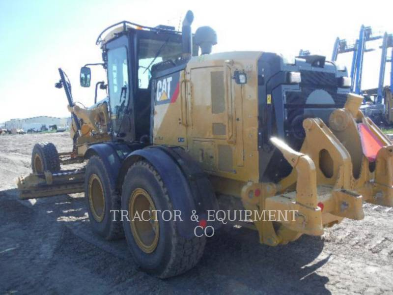 CATERPILLAR MOTONIVELADORAS 160M2 equipment  photo 4