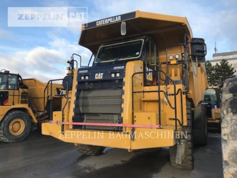 CATERPILLAR ダンプ・トラック 772G equipment  photo 2