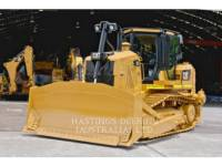 Equipment photo CATERPILLAR D7E TRACTOREN OP RUPSBANDEN 1