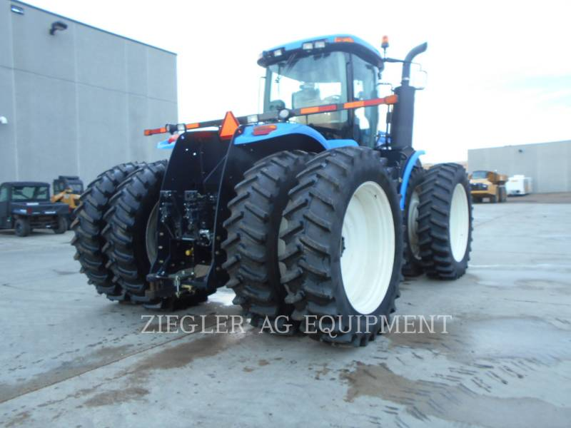 NEW HOLLAND LTD. TRATTORI AGRICOLI T9.390 equipment  photo 3