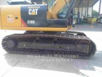 CATERPILLAR TRACK EXCAVATORS 318D2L equipment  photo 6