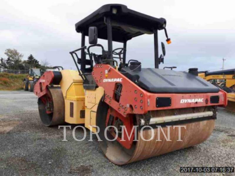 DYNAPAC COMPACTEURS CC624HF equipment  photo 1