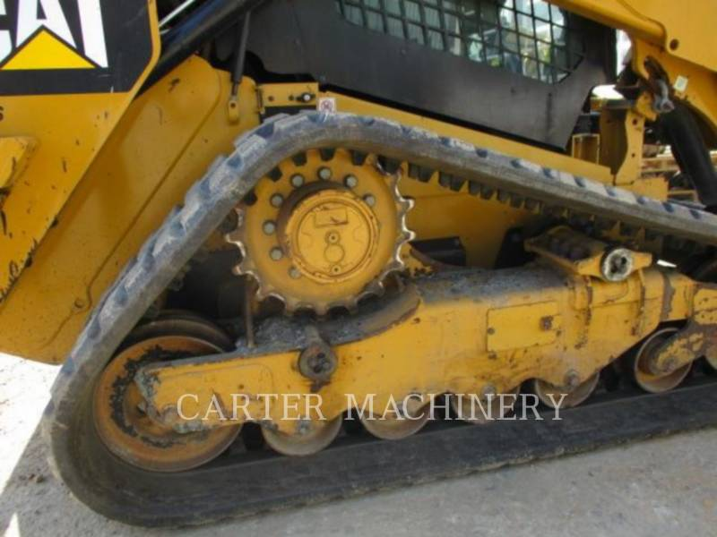 CATERPILLAR DELTALADER 289D equipment  photo 6