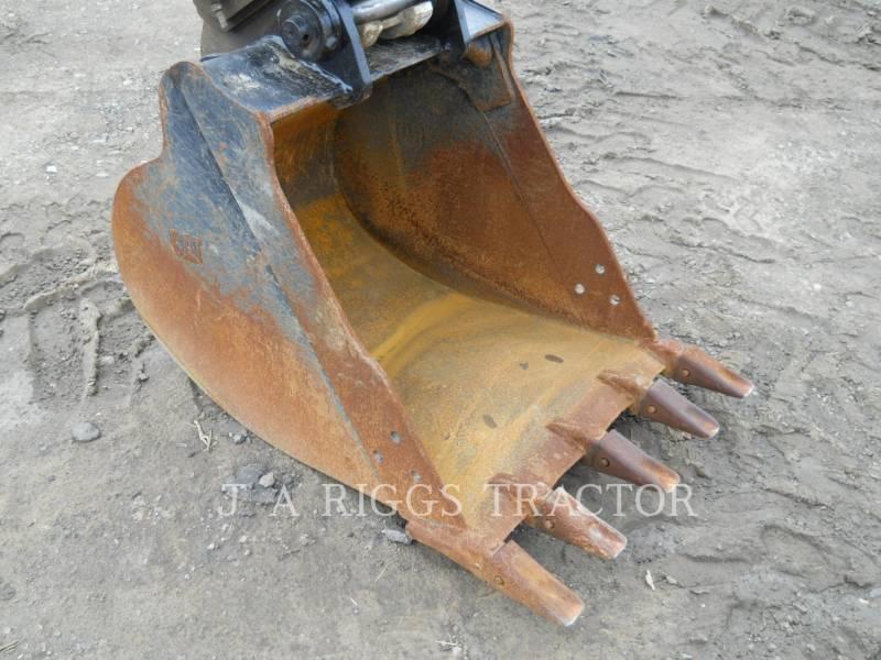 CATERPILLAR TRACK EXCAVATORS 308E equipment  photo 8
