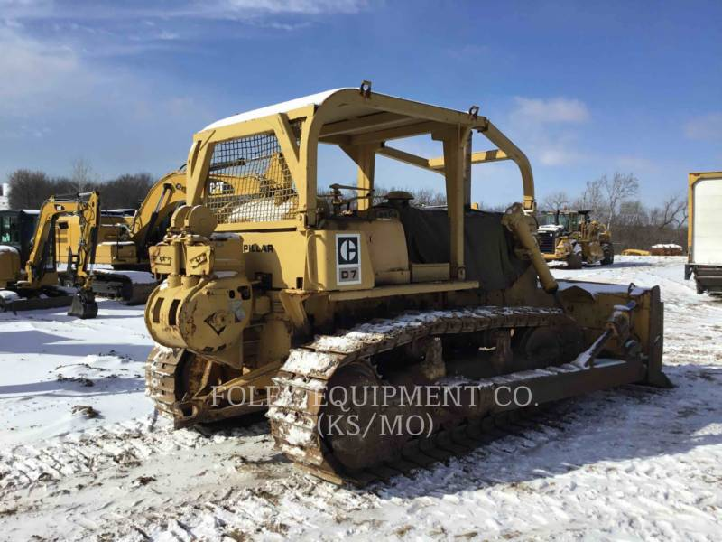 CATERPILLAR TRACTEURS SUR CHAINES D7F equipment  photo 5