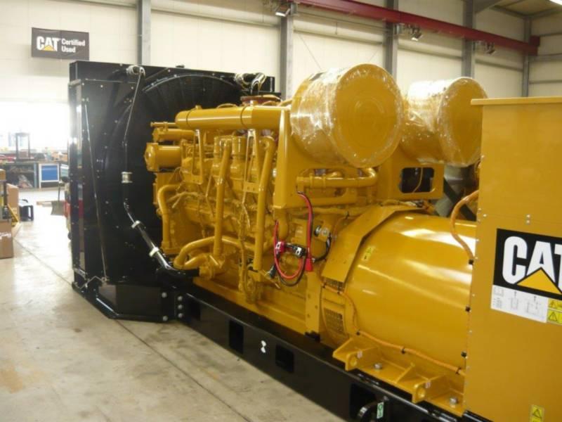 CATERPILLAR STATIONARY GENERATOR SETS 3512B equipment  photo 4