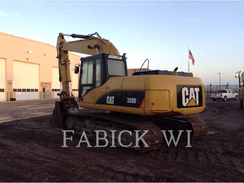 CATERPILLAR TRACK EXCAVATORS 320DL T equipment  photo 3