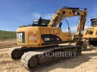 CATERPILLAR EXCAVADORAS DE CADENAS 320D LRR equipment  photo 2