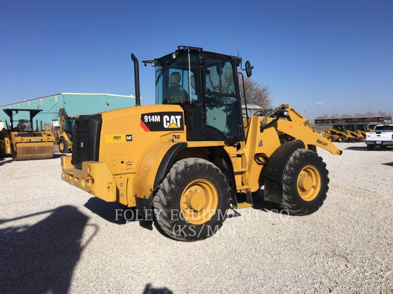 CATERPILLAR WHEEL LOADERS/INTEGRATED TOOLCARRIERS 914MHL equipment  photo 3