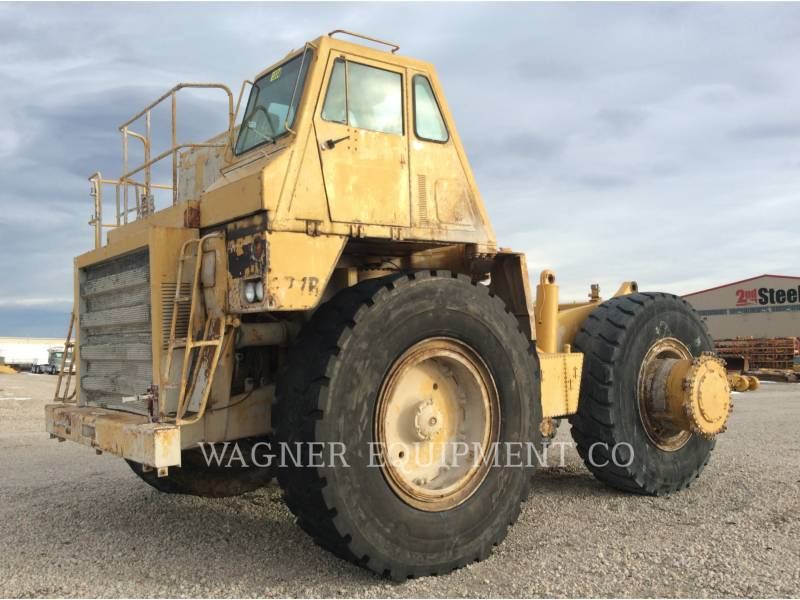 CATERPILLAR OFF HIGHWAY TRUCKS 777B equipment  photo 1