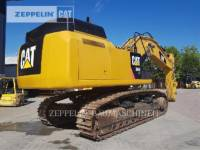CATERPILLAR 履带式挖掘机 349ELVG equipment  photo 3