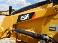 CATERPILLAR BACKHOE LOADERS 450F equipment  photo 20