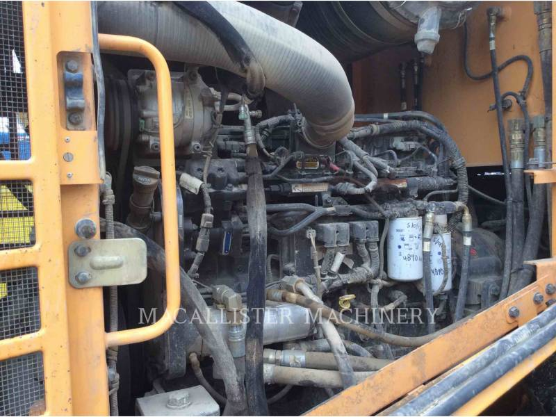 HYUNDAI CARGADORES DE RUEDAS HL770-9 equipment  photo 9