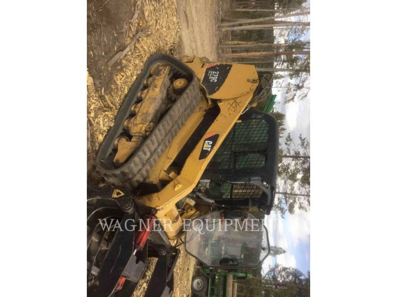 CATERPILLAR MINICARGADORAS 279C equipment  photo 2