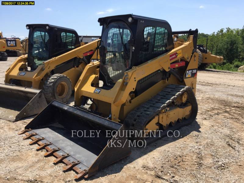 CATERPILLAR MINICARGADORAS 259DSTD2CA equipment  photo 2