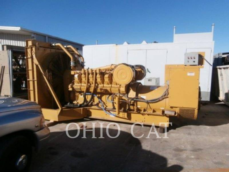 CATERPILLAR FIXE - DIESEL (OBS) 3512 equipment  photo 1