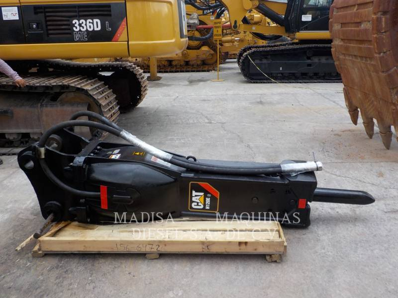 CAT WORK TOOLS (SERIALIZED) AG - HAMMER H120ES equipment  photo 2