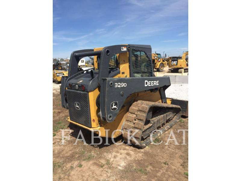 DEERE & CO. MULTI TERRAIN LOADERS 329D equipment  photo 3