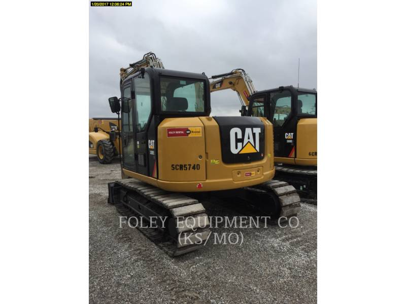 CATERPILLAR トラック油圧ショベル 308E2CRSBL equipment  photo 4
