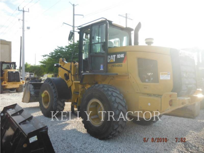 CATERPILLAR CARGADORES DE RUEDAS 924K equipment  photo 4