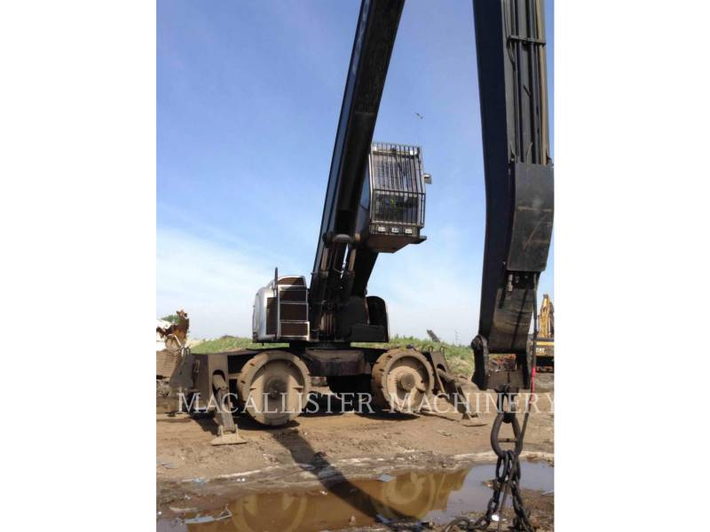 EXODUS MATERIAL HANDLERS / DEMOLITION MX447 equipment  photo 12