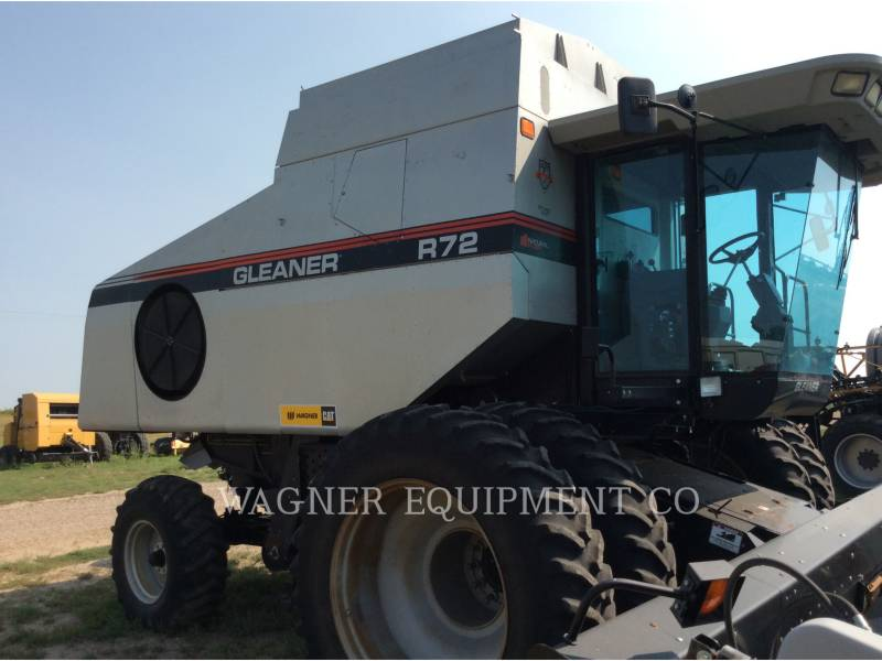 GLEANER COMBINADOS R72 equipment  photo 5