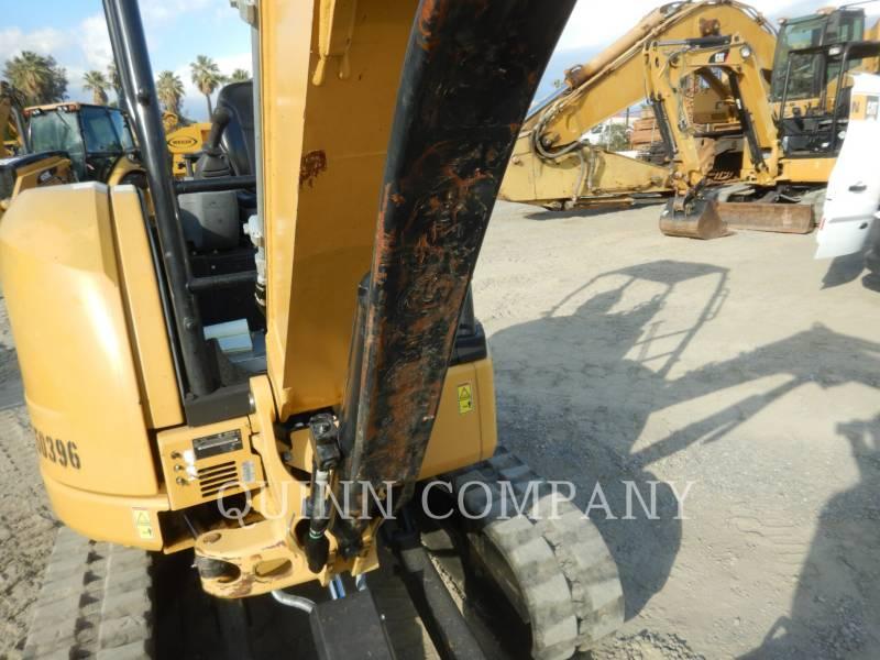 CATERPILLAR EXCAVADORAS DE CADENAS 303E CR equipment  photo 18
