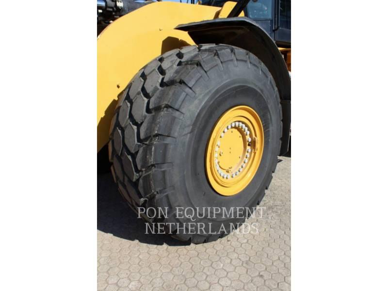 CATERPILLAR WIELLADERS/GEÏNTEGREERDE GEREEDSCHAPSDRAGERS 980M equipment  photo 19