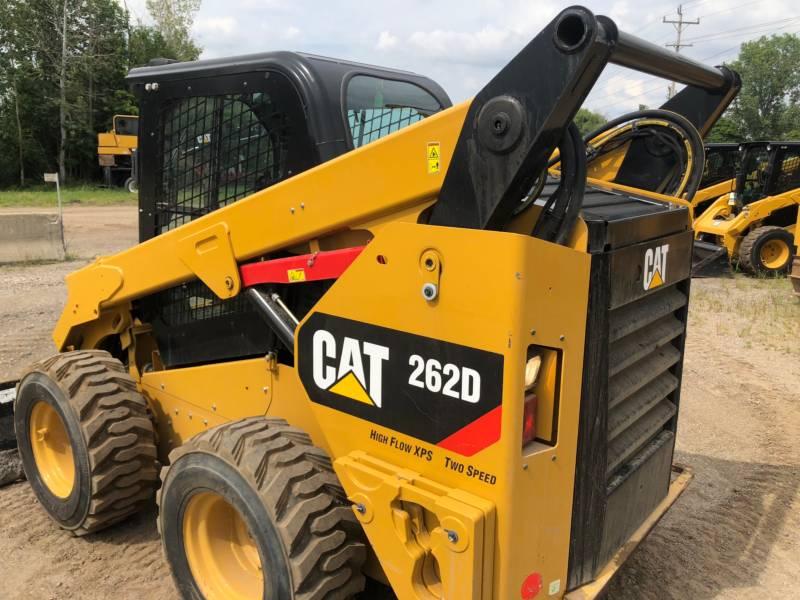 Caterpillar MINIÎNCĂRCĂTOARE RIGIDE MULTIFUNCŢIONALE 262 D equipment  photo 16
